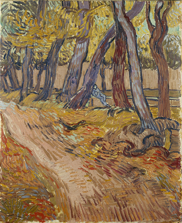 Stuart Bush Studio Blog Van Gogh