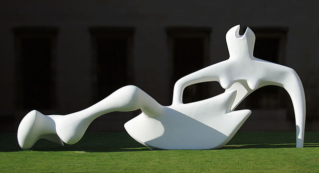 Stuart Bush Studio Blog, Henry Moore, Appreciation of form