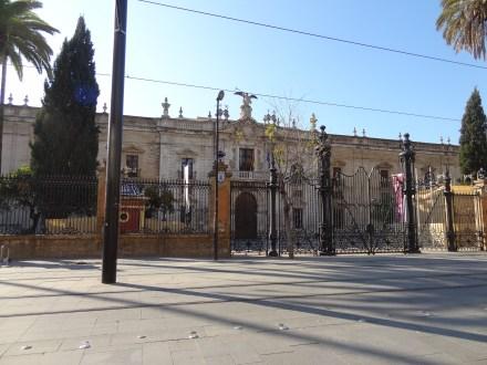 Univeristy of Seville