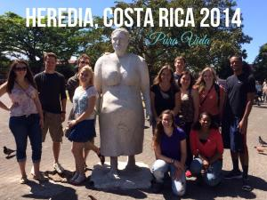 Our Heredia group