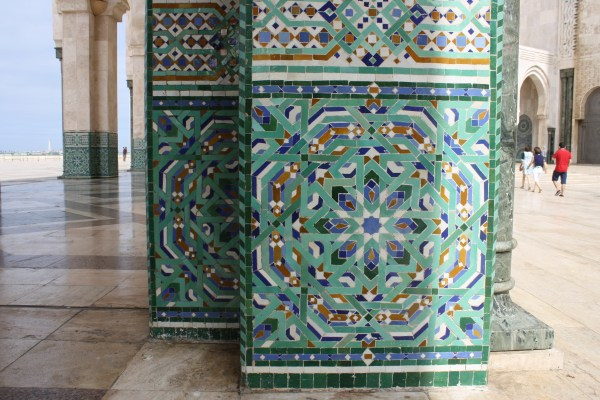 Hassan II Mosque, Casablanca, Morocco, Baker- Photo 9