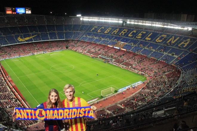 Camp Nou, Barcelona, Spain - O'Brien - Photo 10