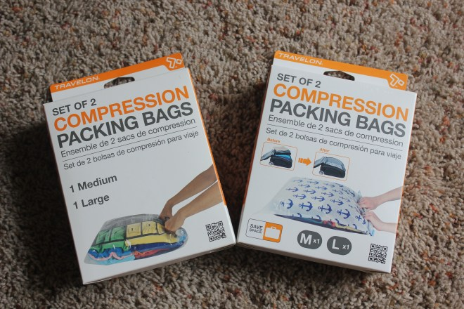 These are the compression bags that I found!