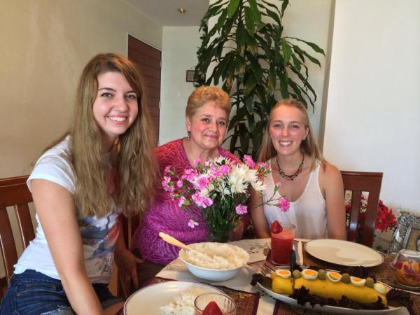 Host family, Lima, Peru, - Bast - Photo 4