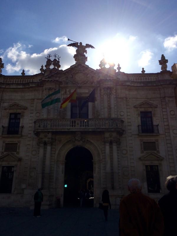 University of Seville Exterior, Seville, Spain - Palmiscno - Photo 1