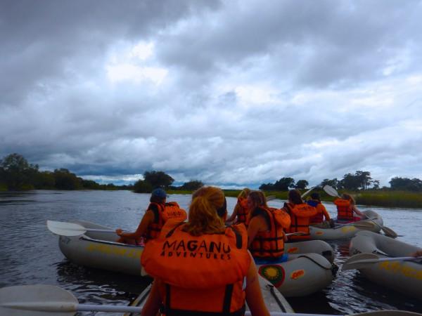 Zambezi River, Victoria Falls, Zimbabwe, Cornelssen, 5