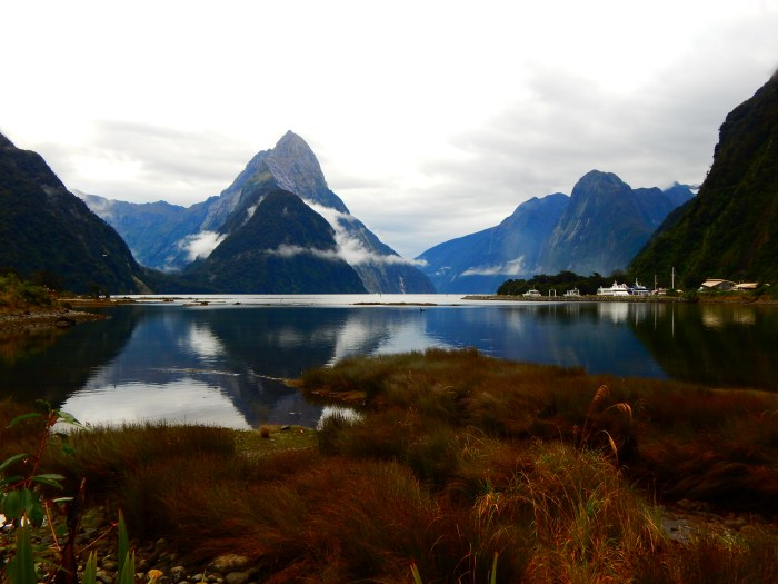 Milford Sound – wicked as scenery