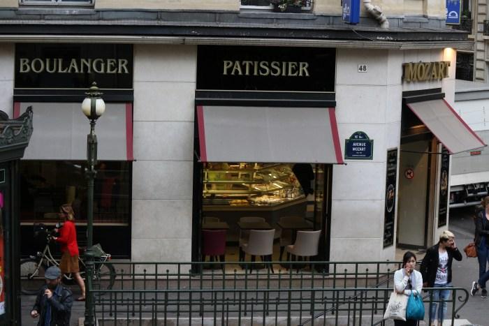 'Boulangerie'