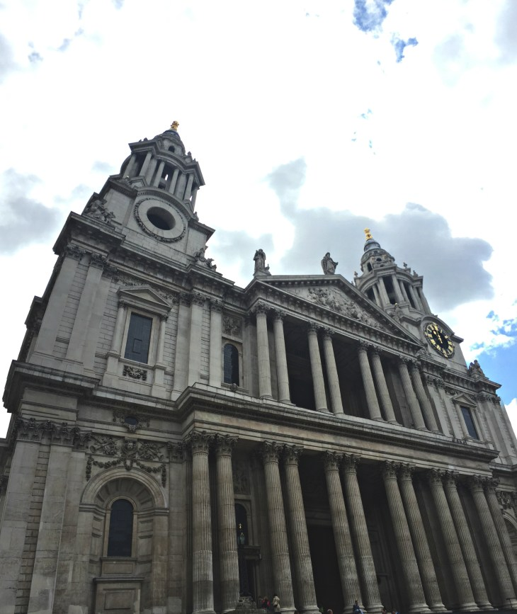 st paul's cathedral, London, UK, vergara 3