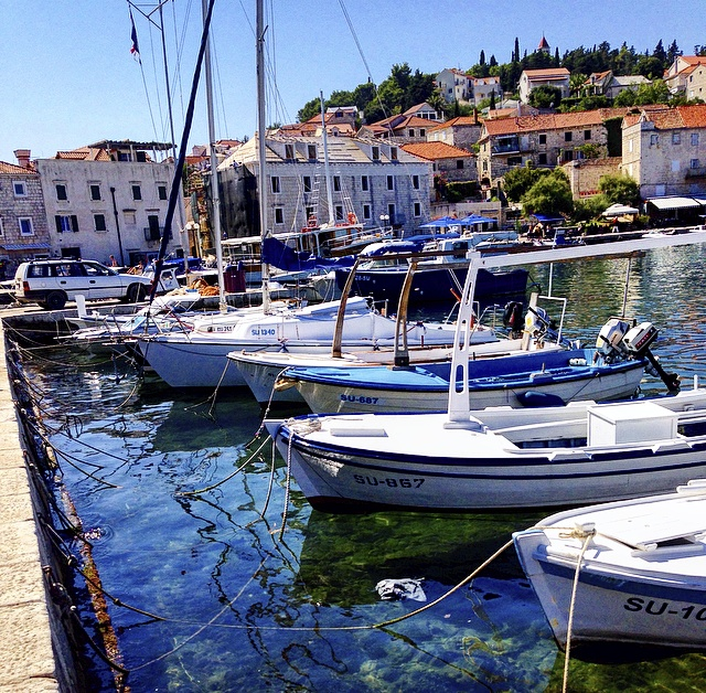 If you have time, Croatia is a must. The water is totally see through and absolutely beautiful.