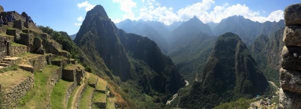 Machu Picchu, Peru, Schell, Photo 2