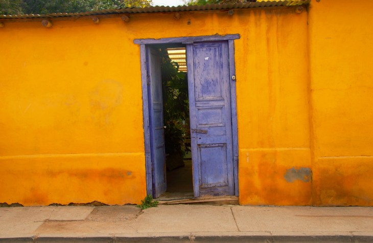Puerta, Pisco Elqui