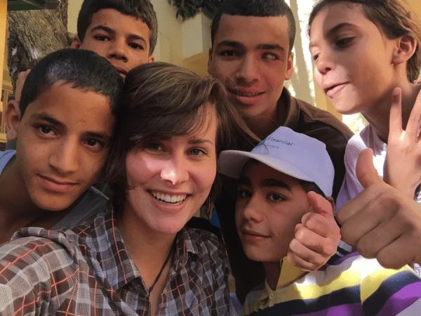 Rita Zniber Orphanage, Meknes, Morocco, Hardy, Photo 5