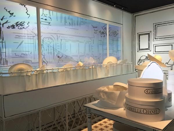 Chanel Exhibition, London, UK, Dowd 3