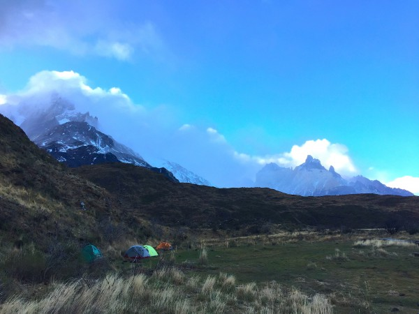 lakeside campsite, patagonia, chile- McGowin- Photo 7