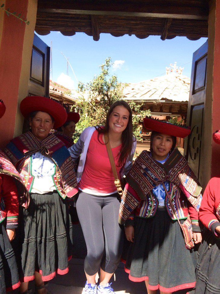 An interview with Callie, an ISA Service-Learning alumna in Lima, Peru