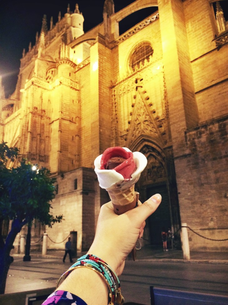 Catedral Santa Maria de la Sede-Sevilla, Spain-Breece Photo 4