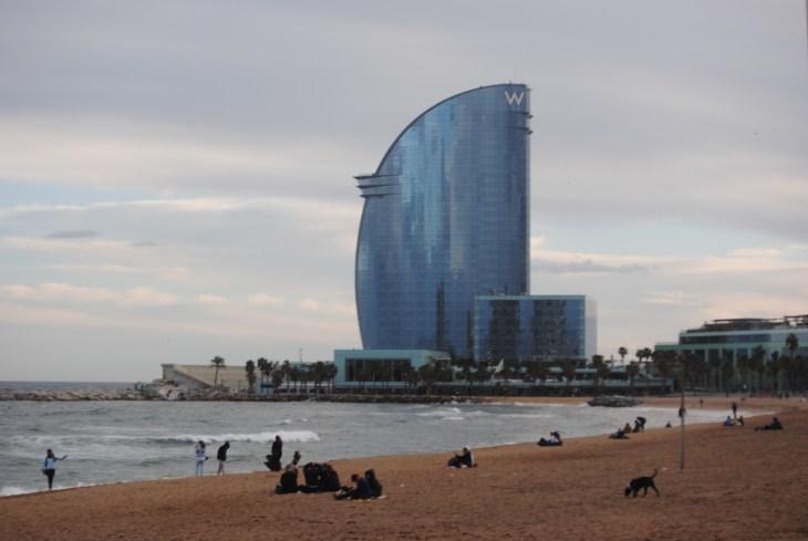 Barceloneta Barcelona Spain Murphy 11