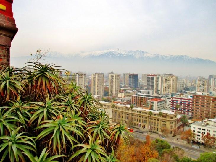 Santiago. Photo by ISA alum Mitchell Bayne.