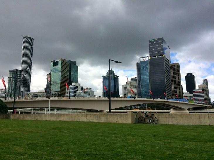 City line, Brisbane, Australia - Barker - Photo 12