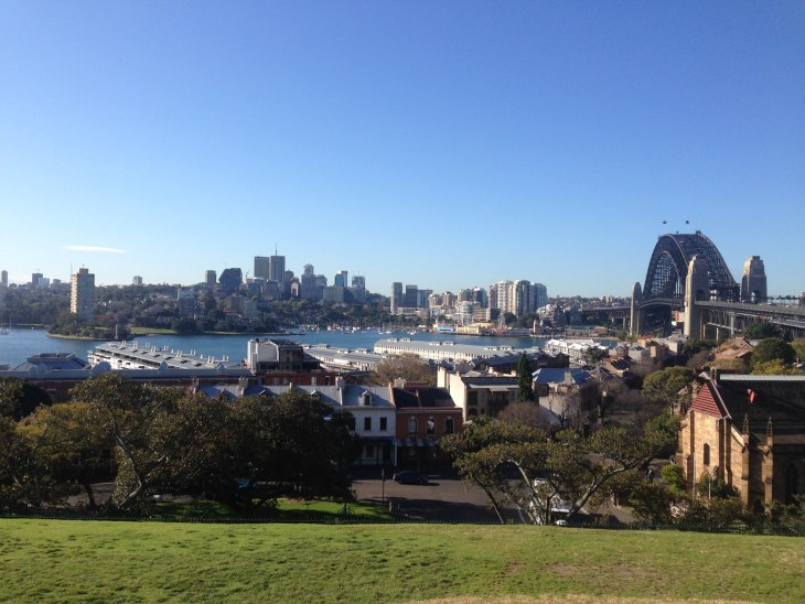 First Impressions of Sydney | ISA Student Blog