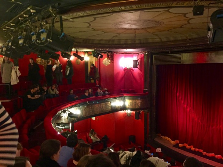 "The theatre ""How to become a Parisian in one hour"" was one of the funniest, entertaining, and most informative performances I've ever been to. You don't want to miss Olivier Giraud's show!"