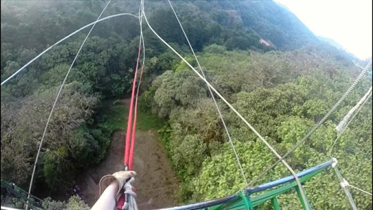 Tarzan Jump, Monteverde, Costa Rica - Cowell - 8