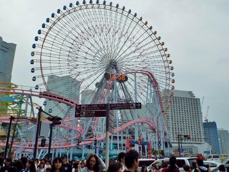 MInato Mirai Ferris Wheel, Yokohama, Japan, Ditkoff - Photo 3