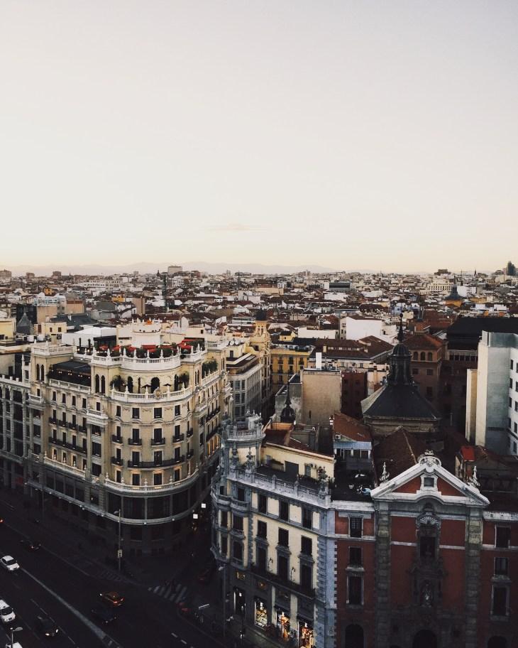 Work/Life Balance in Madrid, Spain