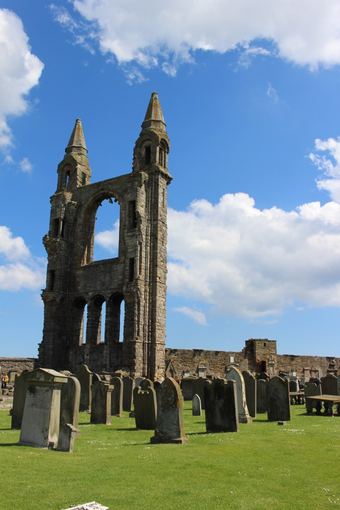 Photo 5 cathedral st andrews