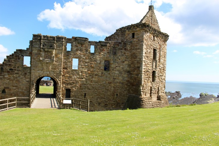 Picture 3 st andrews castle