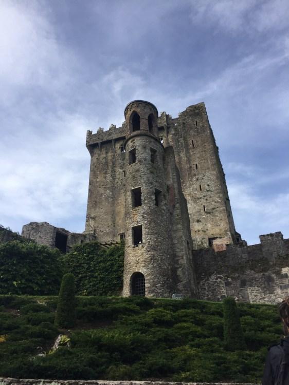 This historic castle is quite impressive in person!