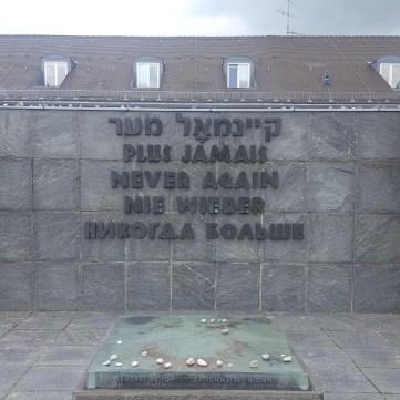 Dachau Concentration Camp, Munich, Germany
