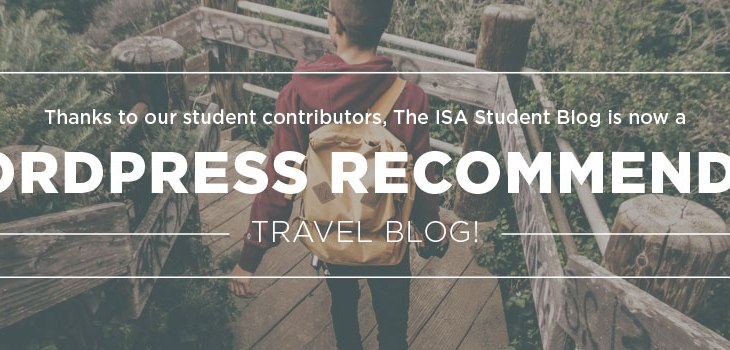 Wordpress Recommended Travel Blog