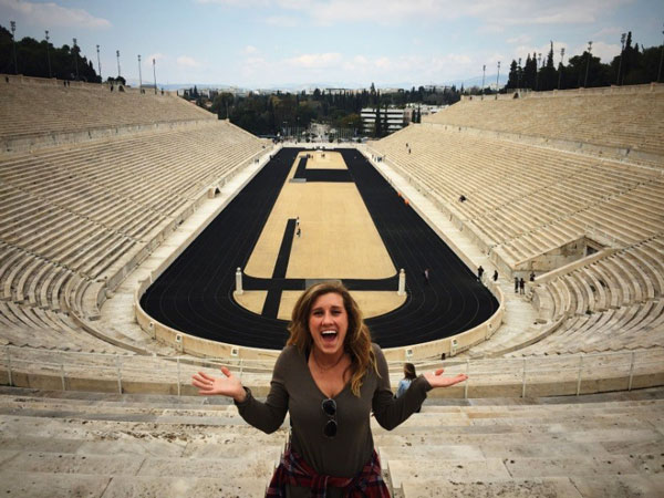 Athens Panathenaic Stadium