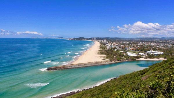 Gold Coast beaches