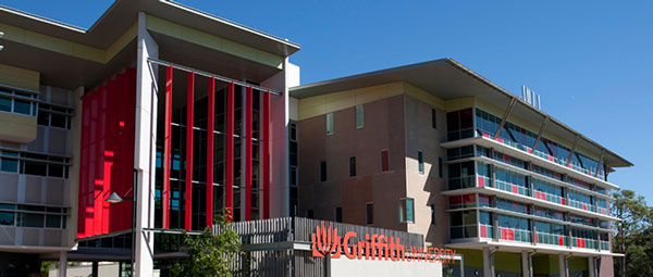 Griffith University in Gold Coast, Australia