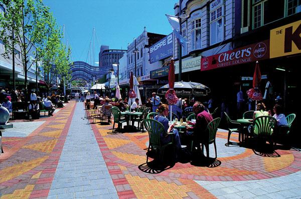 Hobart Tasmania City Life