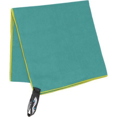 Folder travel towel