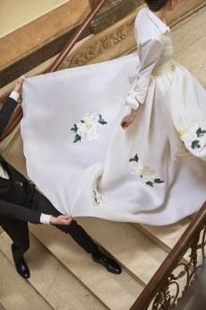 Carolina Herrera Bridal Spring 2019 (Photo: Vogue.com)