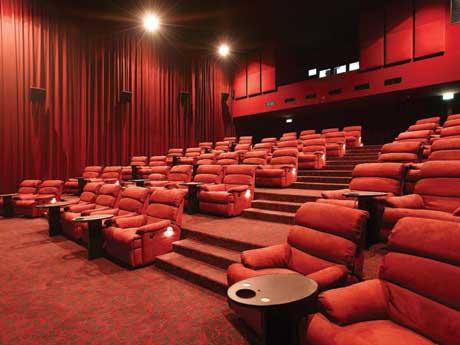 Movie theatre in Singapore
