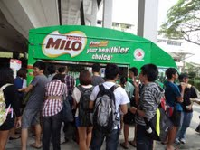Singapore MILO