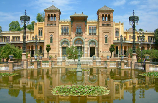 image of building in seville