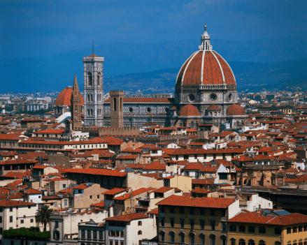 Dakota-Florence Italy