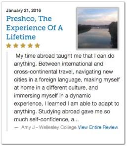 Preshco-Spain Review