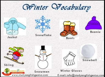 winter-vocabulary