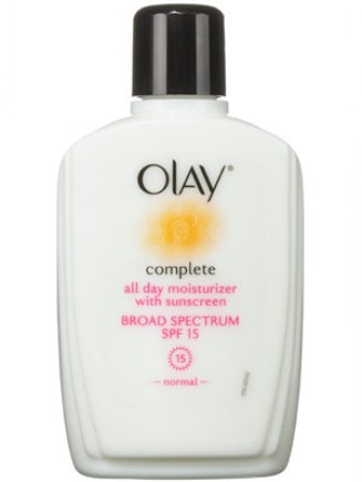 Olay - Complete Normal All Day UV Moisture Cream SPF 15
