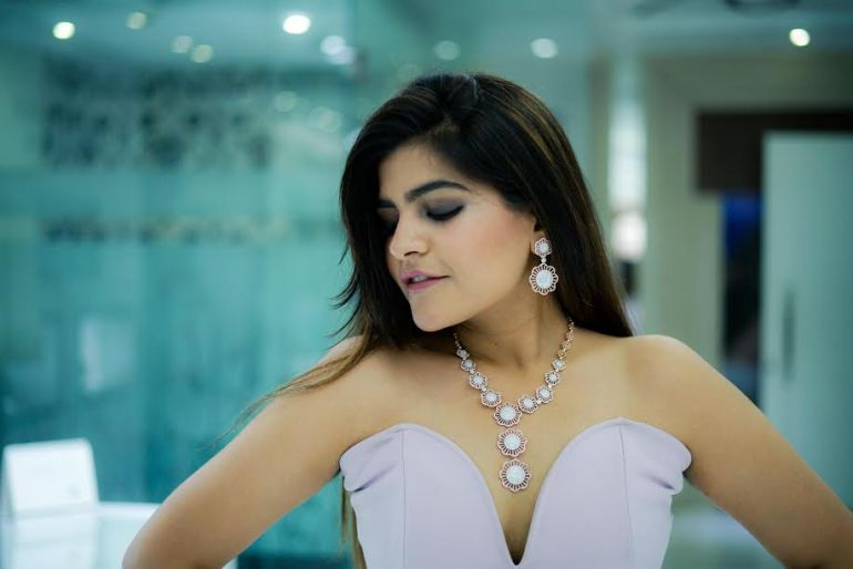 Thatbohogirl in pc jeweller collection