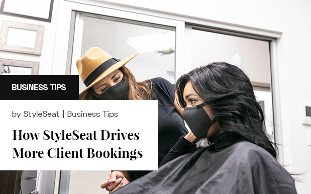 How StyleSeat Drives More Client Bookings