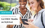 Get FREE Months on StyleSeat